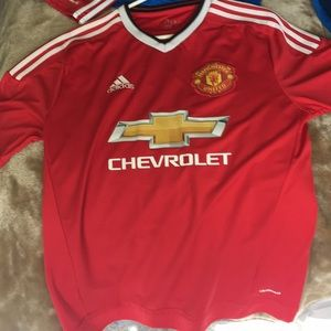 Manchester United Rooney 10 Jersey
